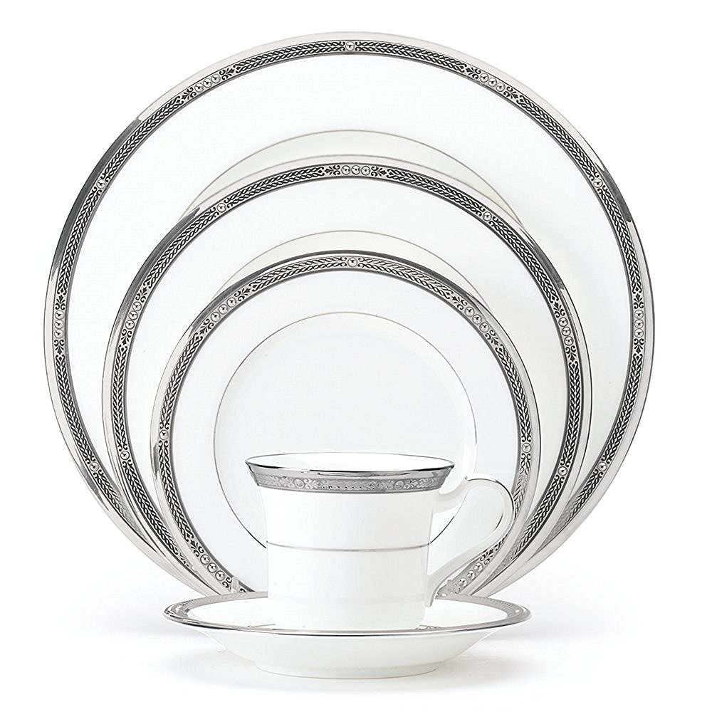 Noritake Chatelaine Dinnerware for Fine Dining  sc 1 st  TopProducts.com : fine dinnerware sets - pezcame.com