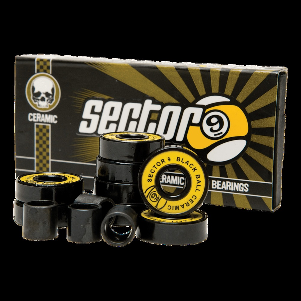 Sector 9 Ceramic Skateboard Bearings