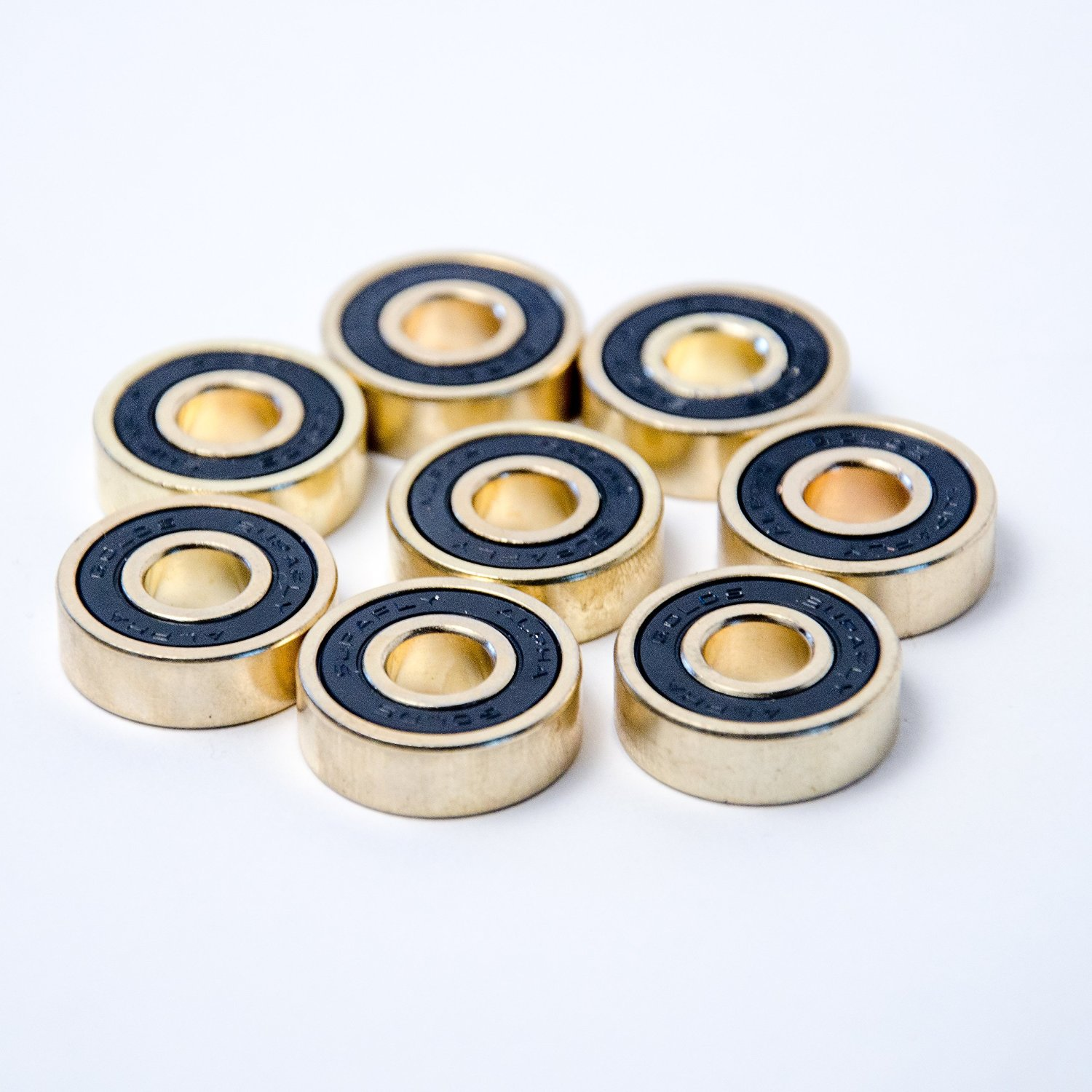 SupaFly Skateboard Company Alpha Agressive Skateboard Bearings