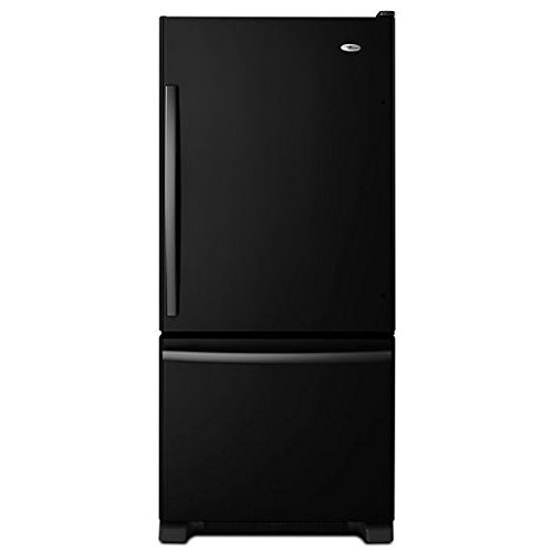 Amana ABB1924BRM Bottom-Freezer Refrigerator With EasyFreezer™ Pull-Out Drawer