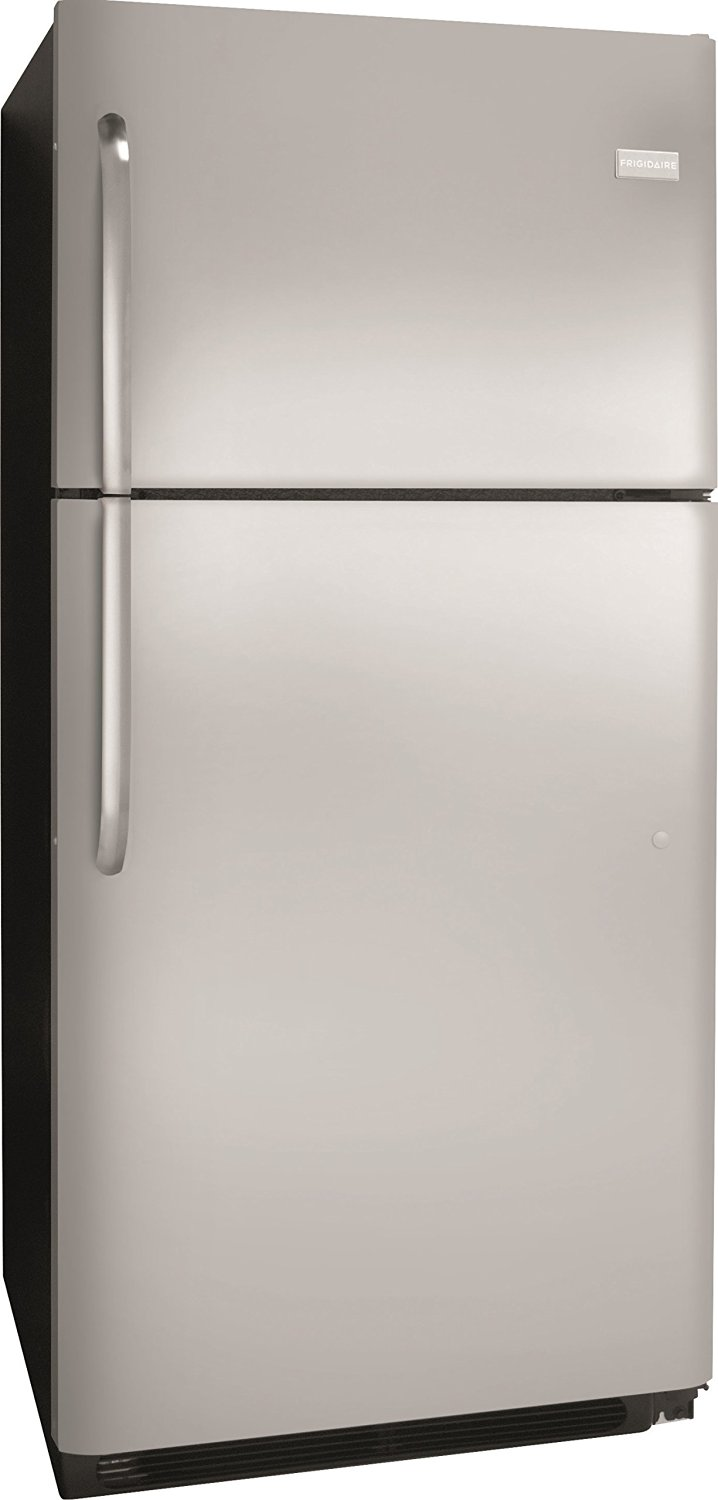 Frigidaire FFTR2021QS Upright Top Freezer Refrigerator