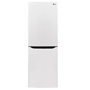 LG LBN10551 Large Capacity 2-Door Bottom Mount Fridge & Freezer