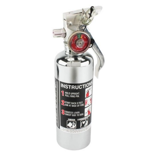 H3R Performance Clean Agent Fire Extinguisher