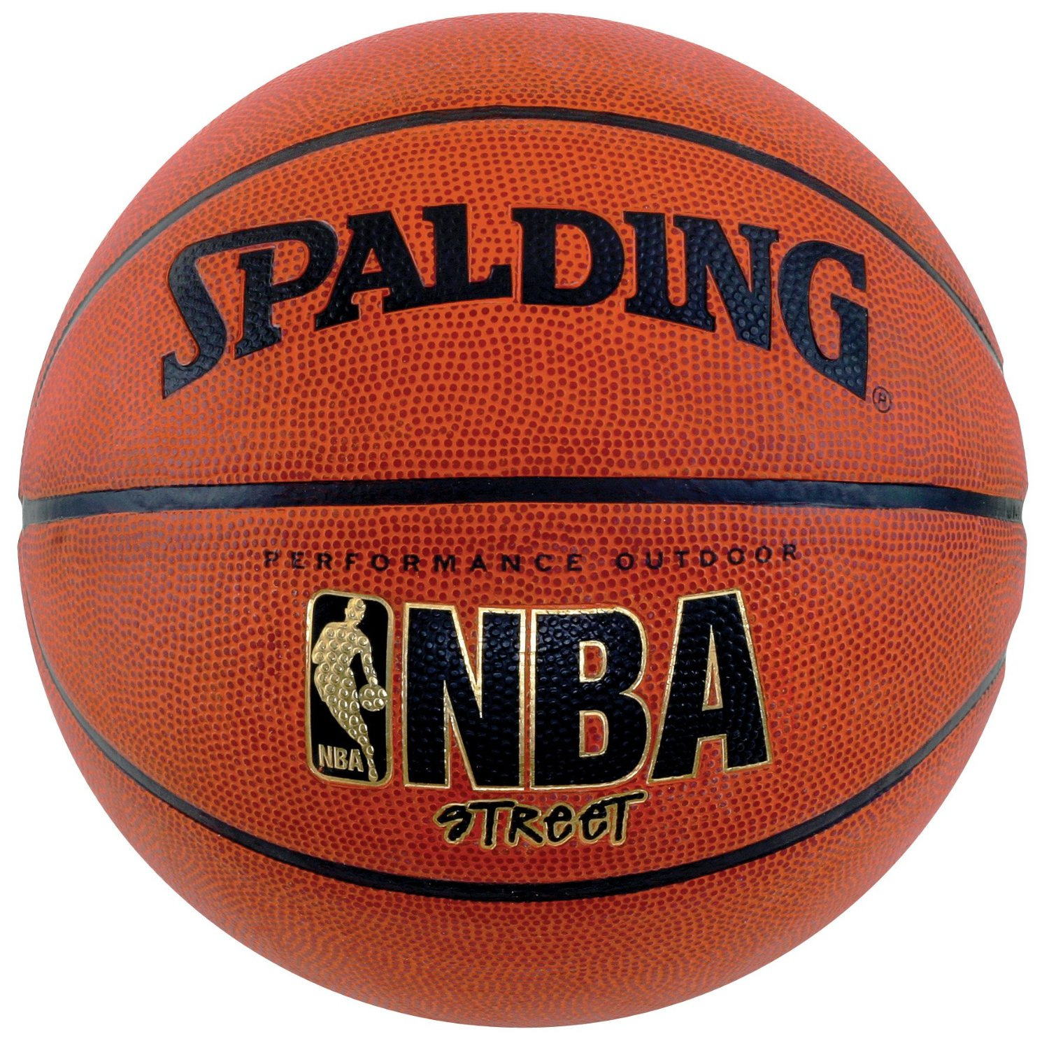 Spalding NBA Platinum Street Basketball