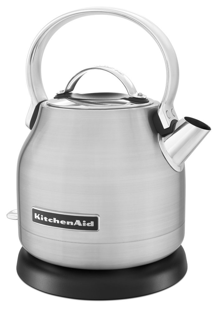 KitchenAid 1.25-Liter Electric Kettle – Available in 6 Colors