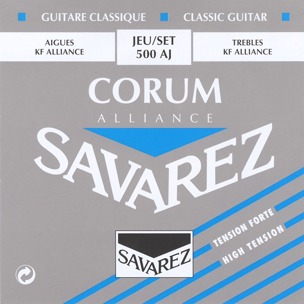 Savarez Corum Alliance Classical Guitar Strings