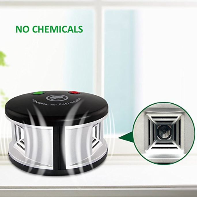 Vensmile Ultrasonic Multi-Function Pest Control Repeller
