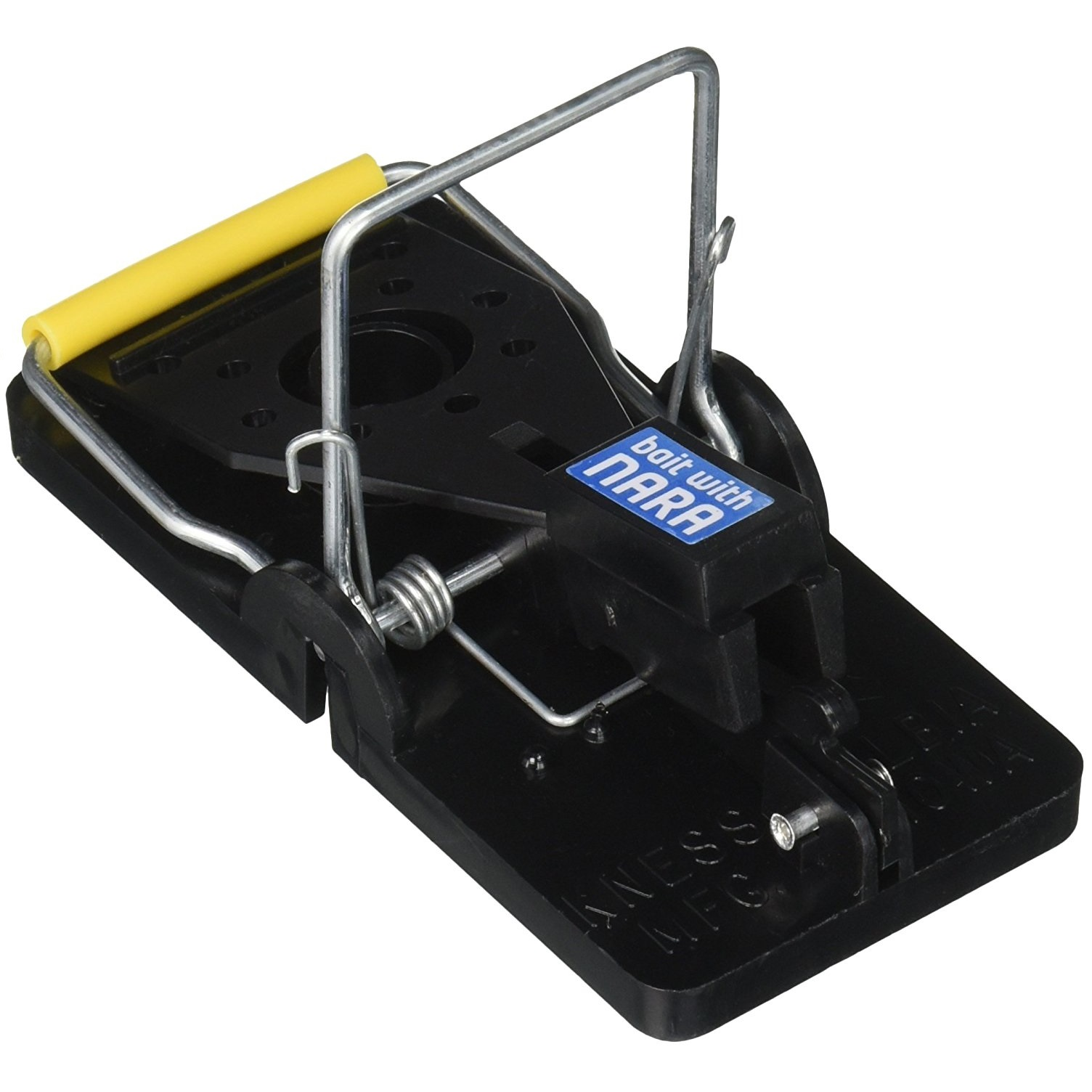 Kness Snap-E Mousetrap with Built-In Bait Holder