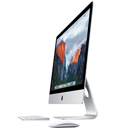 Apple iMac 27-Inch Retina 5K Display Desktop - Intel Quad-Core i5 3.3GHz, 8GB RAM, 2TB Fusion Drive, Mac OS X, Available in 8 Buying Options