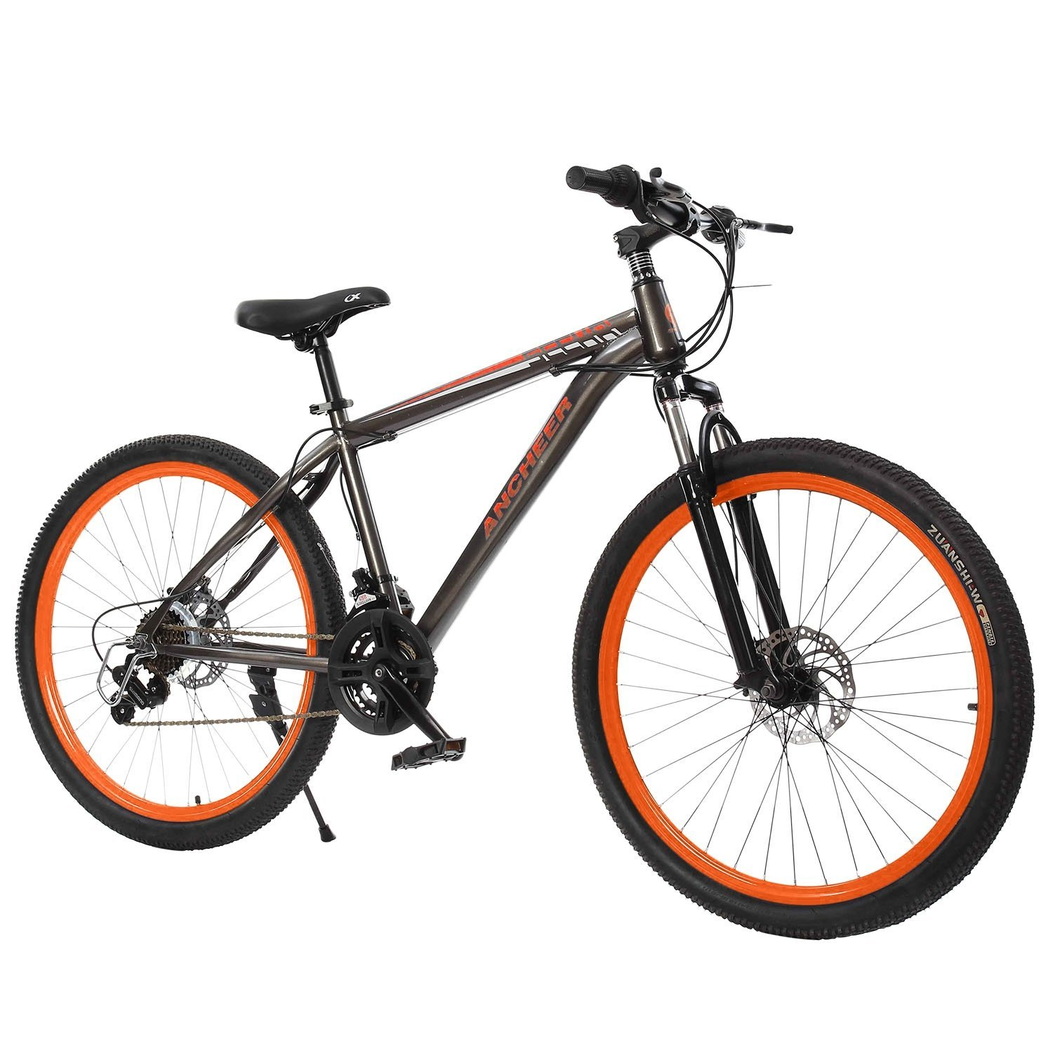 Ancheer Hybrid Men's Seeker Mountain Bicycle
