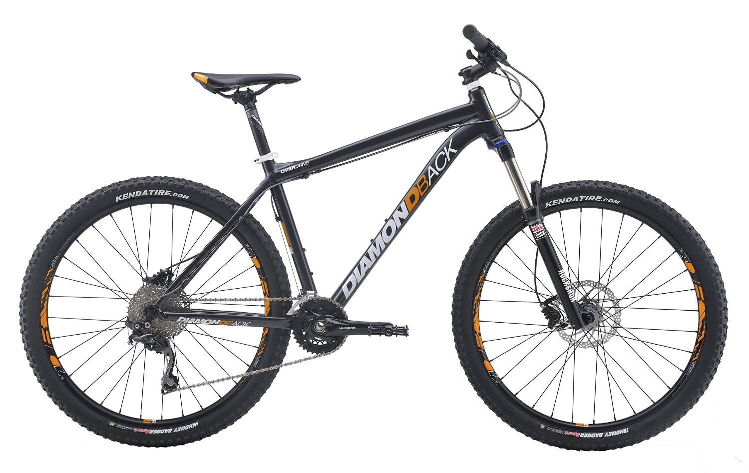 Diamondback Bicycles Overdrive Comp Mountain Bicycle