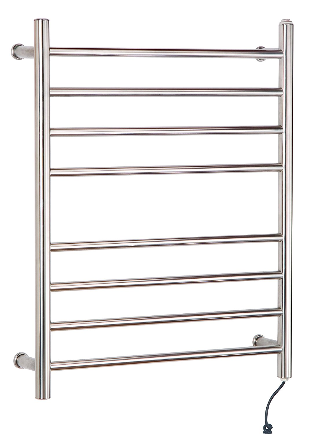 Myson 8-Bar Wall Mount Towel Warmer