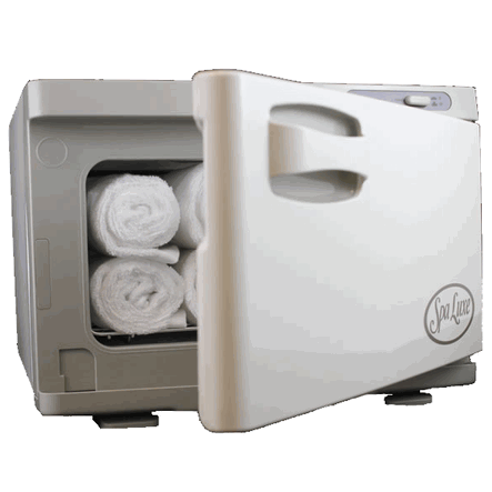 Spa Luxe Mini Hot Towel Cabinet