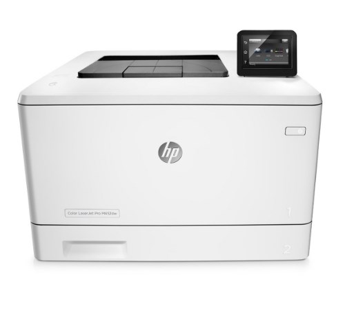 HP Laserjet Pro Wireless Color Printer with USB port and 2-sided printing