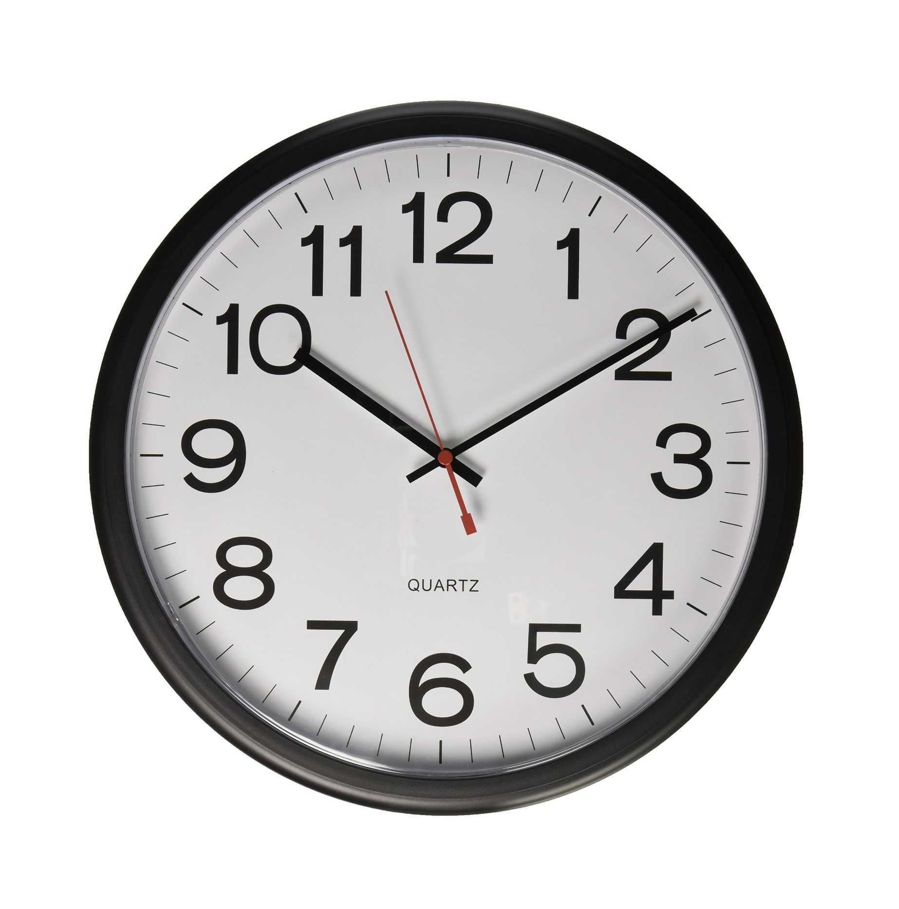 Universal Indoor/Outdoor Weather Resistant Wall Clock
