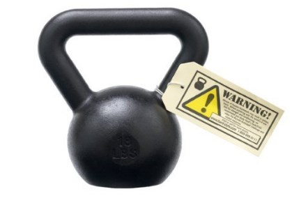 Dragon Door RKC Russian Kettle bells – Available in 10 - 70lbs