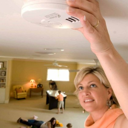 Kidde Battery-Operated Smoke & CO Alarm