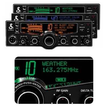 Cobra 29 LX Radio Weather Scanner