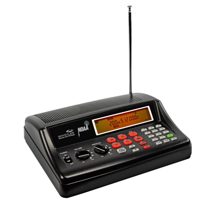 Whistler WS1025 Desktop/Mobile Scanner Radio