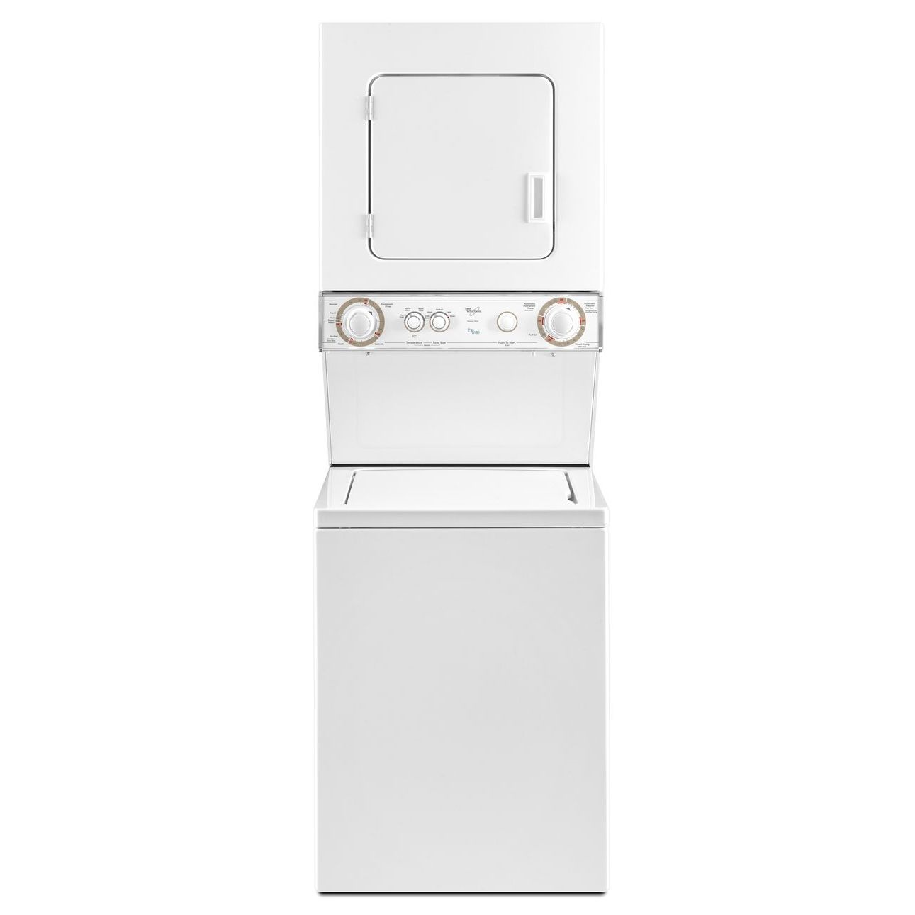 Whirlpool Combination Washer and Gas Dryer