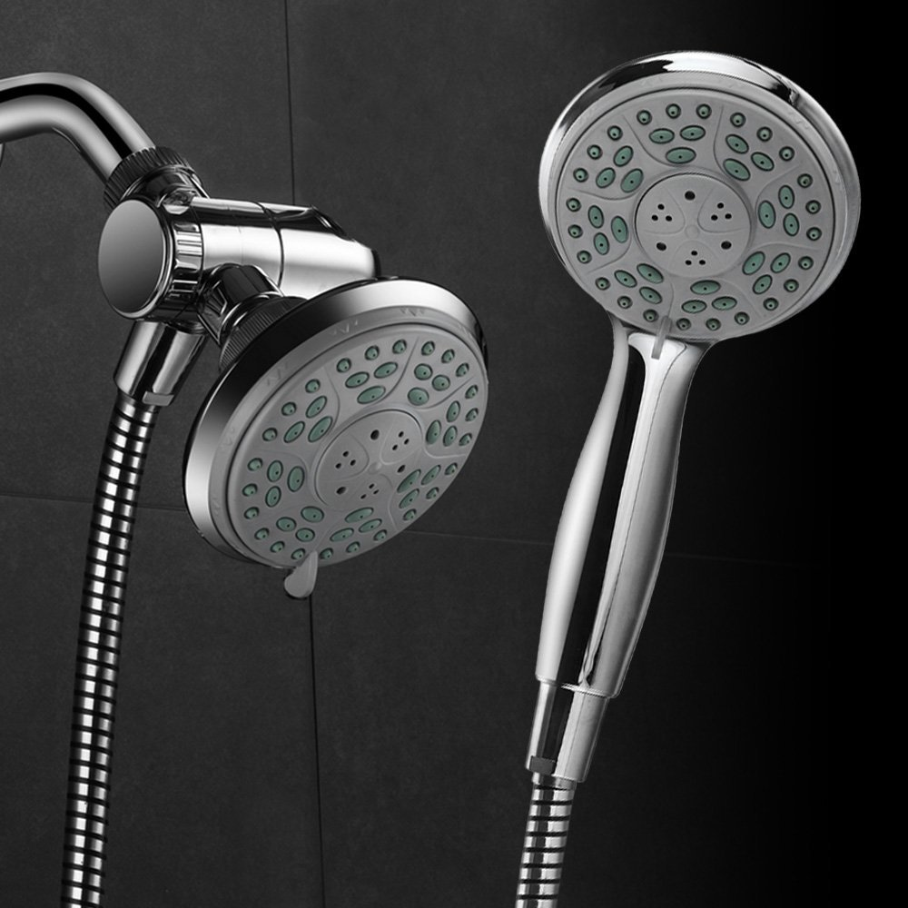 Aquadance by HotelSpa 24-Setting Handheld Showerhead