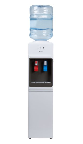 Avalon Hot/Cold Top Loading Water Cooler W/ Child Safety Lock and/ UL Energy Star Approved.
