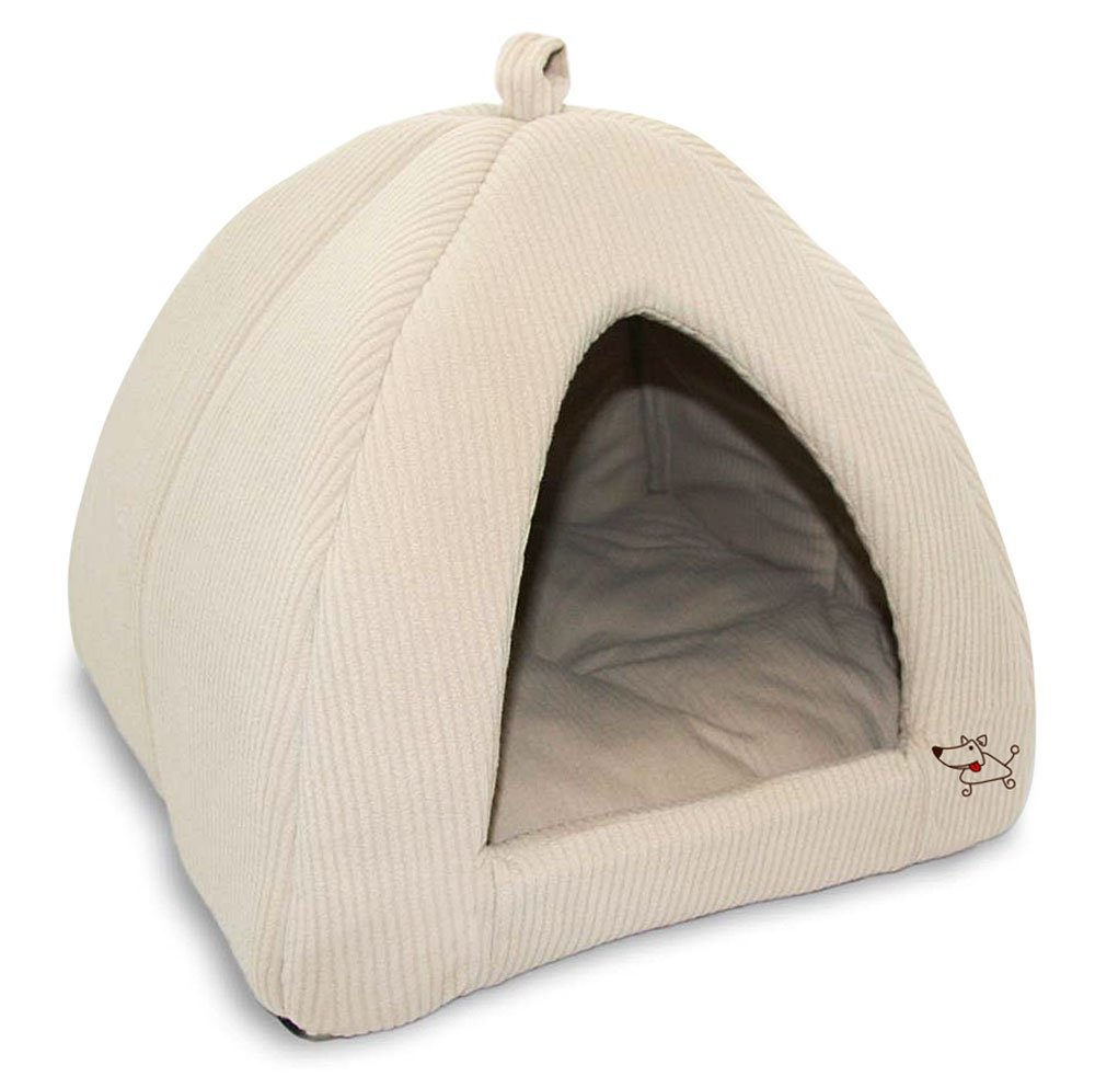 Best Pet Supplies Pet Tent Soft Bed