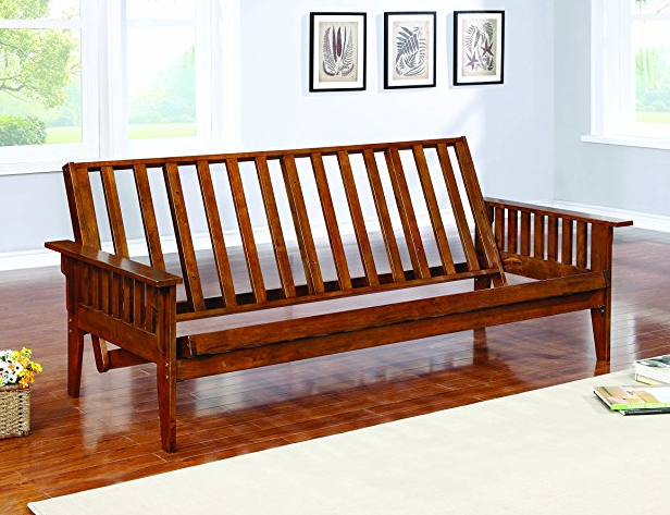 Coaster Home Furnishings Traditional Futon Frame