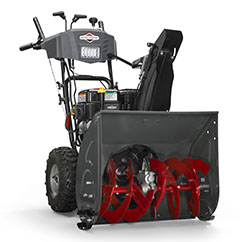 Briggs and Stratton 11.50 Gross Torque*  Two-Stage Gasoline Snow Thrower - 250cc Engine & Free Hand™ Control