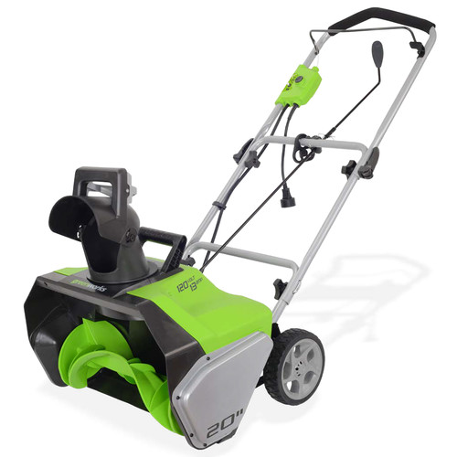 Greenworks 13 Amp Corded Snow Thrower