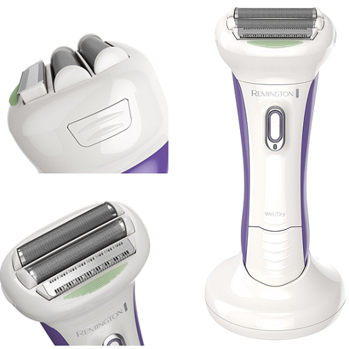 Remington Smooth Glide Rechargeable Women's Electric Razor