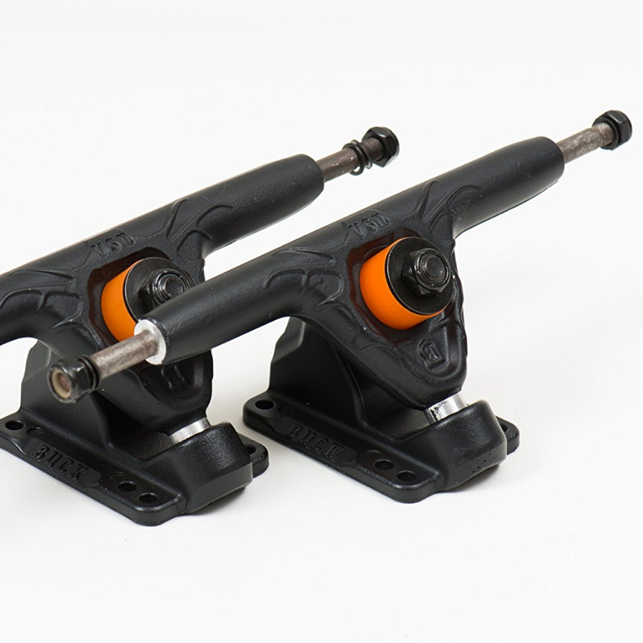 Buck Trucks Black 180mm Skateboard Truck
