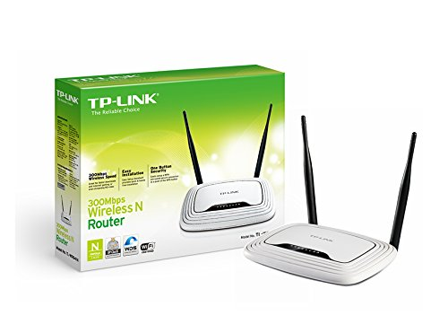 TP-Link 300Mbps Wireless N Router