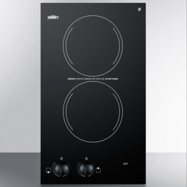 Summit 115V Electric Cooktop