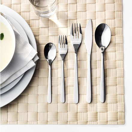 Ikea FÖRNUFT 20 Piece Flatware Set