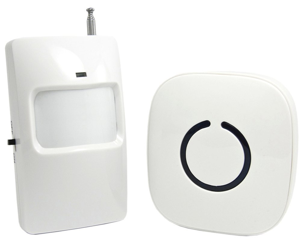 SadoTech Wireless PIR Motion Sensor Doorbell