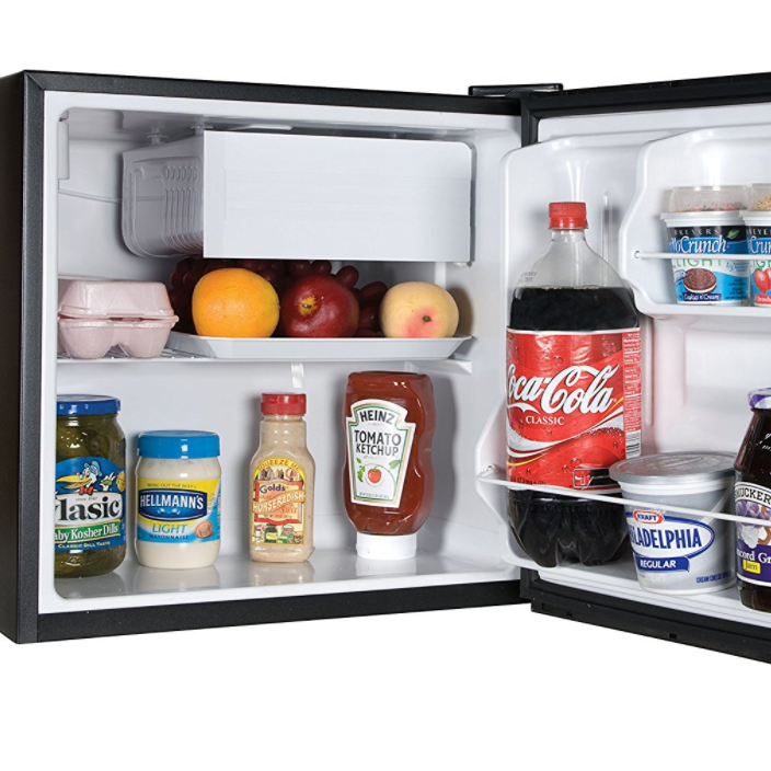 Haier 1.7 Cubic Feet Compact Refrigerator