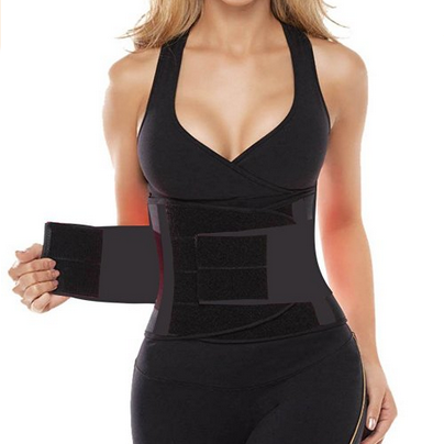 Camellias Hourglass Shaper Training Belt