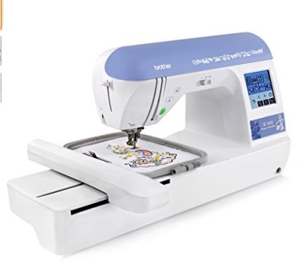 Brother 1800 Embroidery Sewing Machine + $1,170 Value Bonus Package