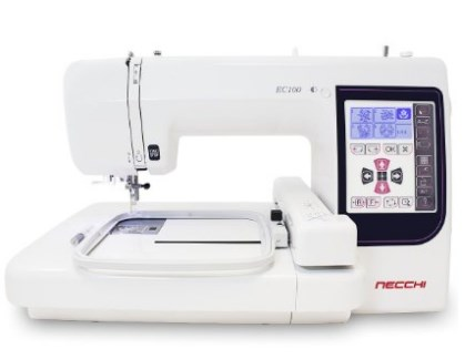 Necchi EC100 Embroidery Monogram Machine