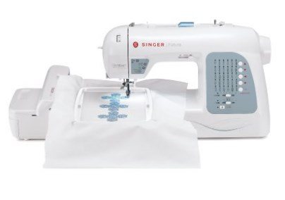 Singer XL-400 Embroidery Sewing Machine