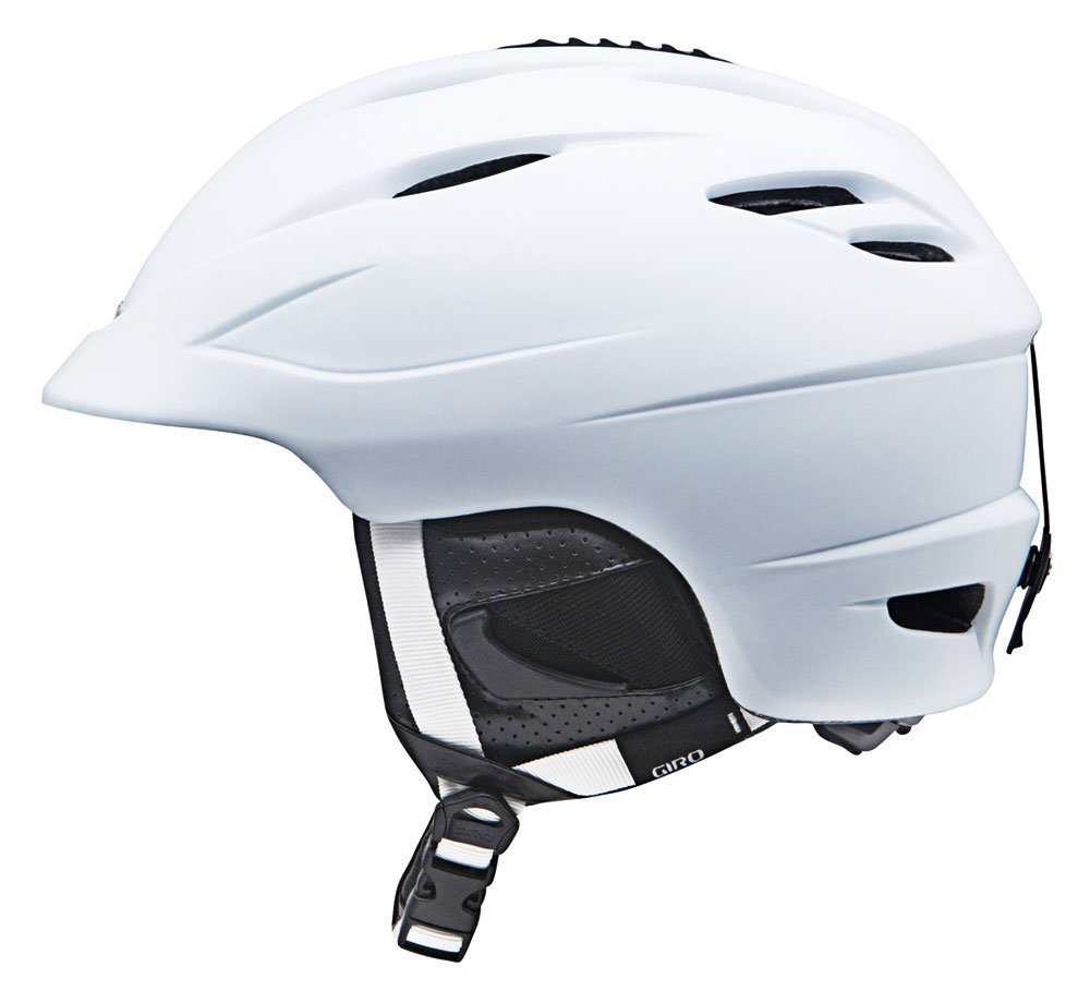 Giro Seam Snow Ski Helmet, In-Mold Construction, 12 Super Cool Vents, Anti-Bacterial Padding