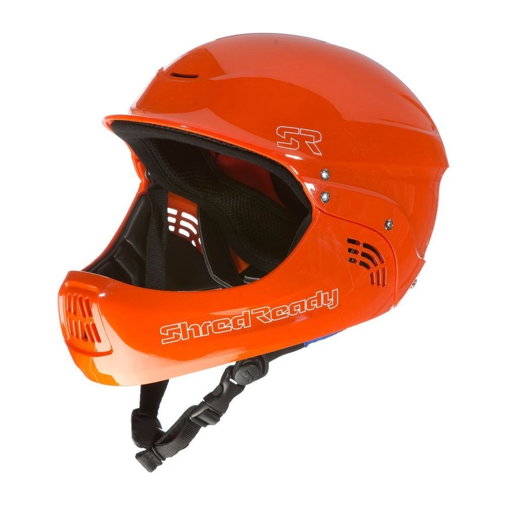 Shred Ready Standard Full-Face Whitewater Helme