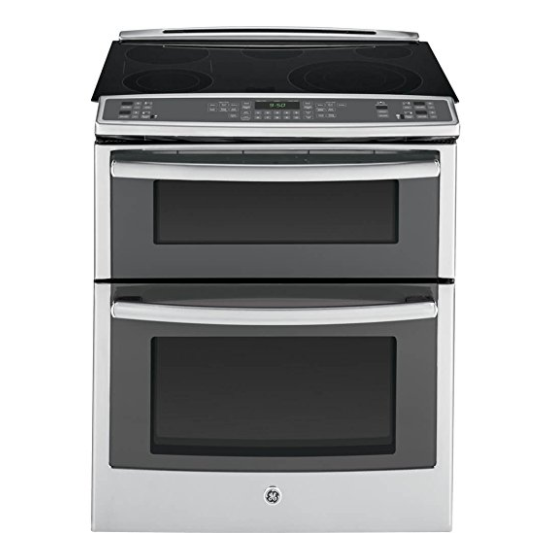 GE Profile 30-Inch Electric Oven