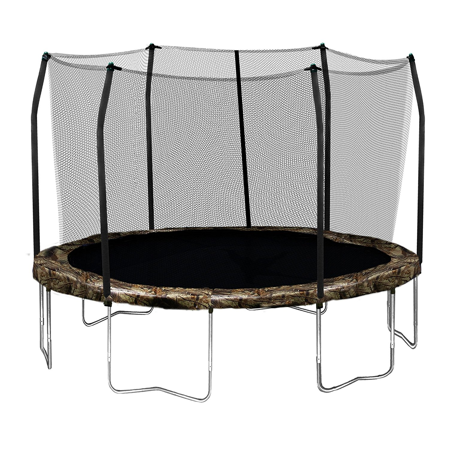 Skywalker 12-Foot Trampoline & Enclosure