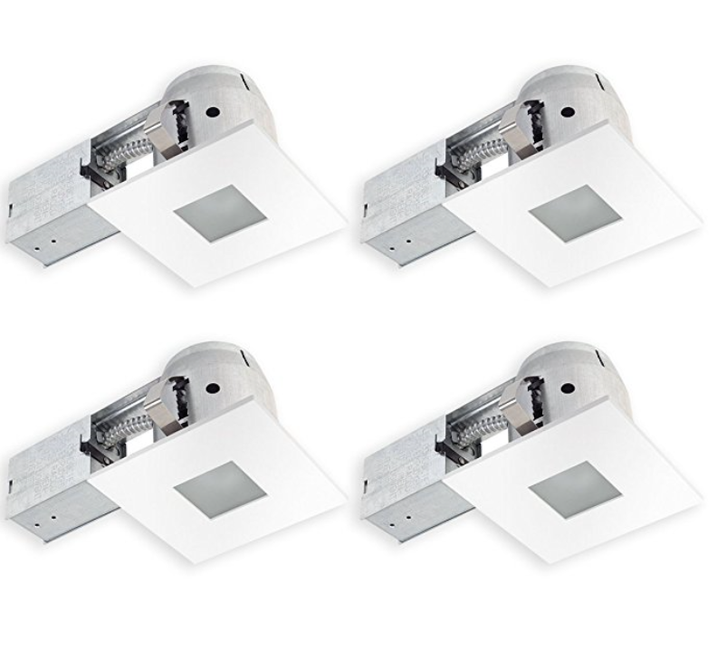 Globe Electric LED Dimmable Recessed Ceiling Lights