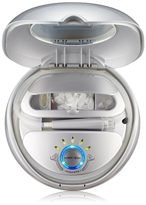 NuBrilliance Microdermabrasion Skin Care System