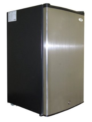 SPT UF-304SS Energy Star Upright Freezer, 3.0 Cubic Feet - Available in 2 Colors