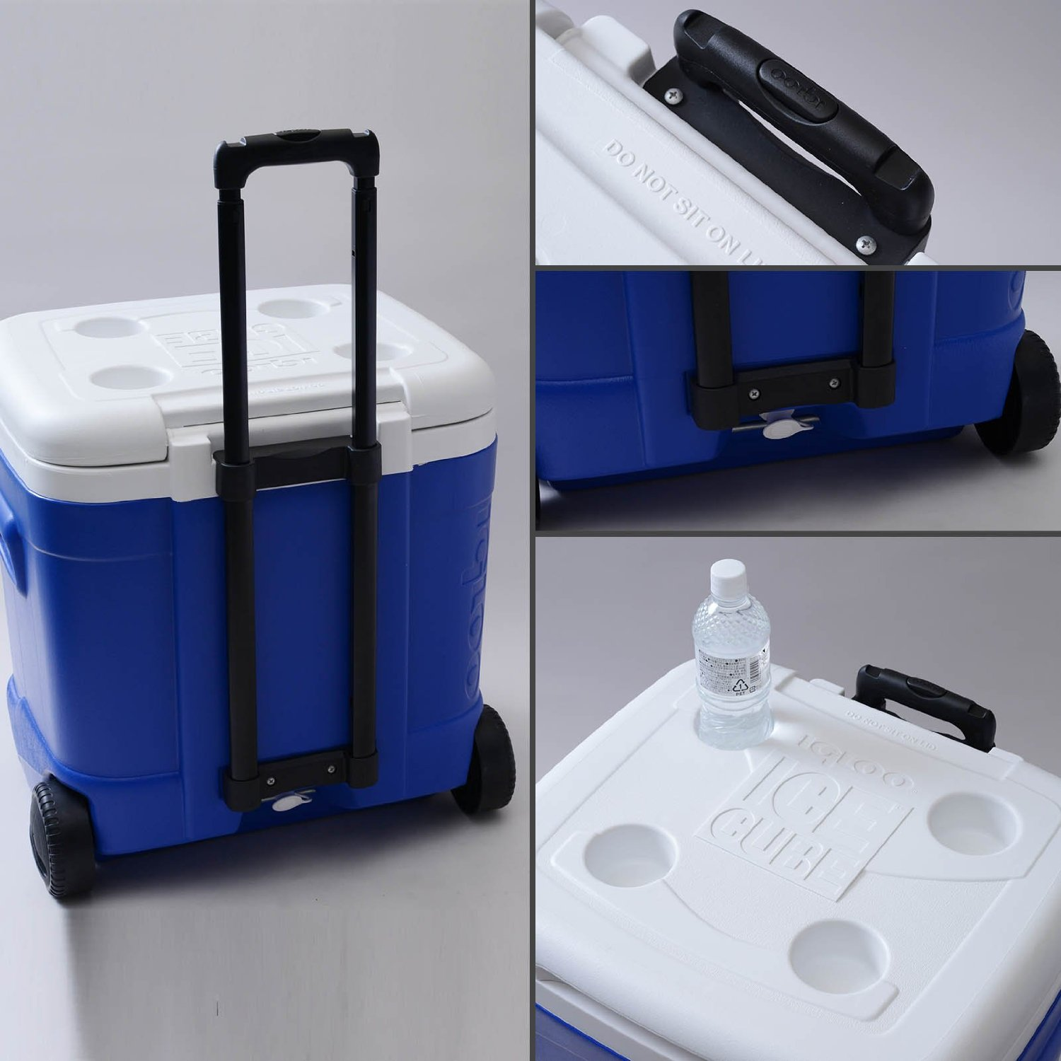 Igloo Ice Cube Roller Portable Cooler