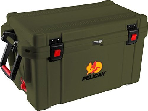 Pelican Elite Cooler for Fishing, Camping, Boating and Hunting